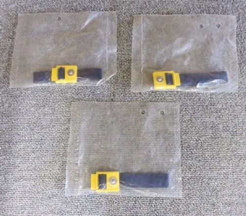 3 x Vermason VER-26956 New Sealed ESD  Anti Static Adjustable wrist Strap
